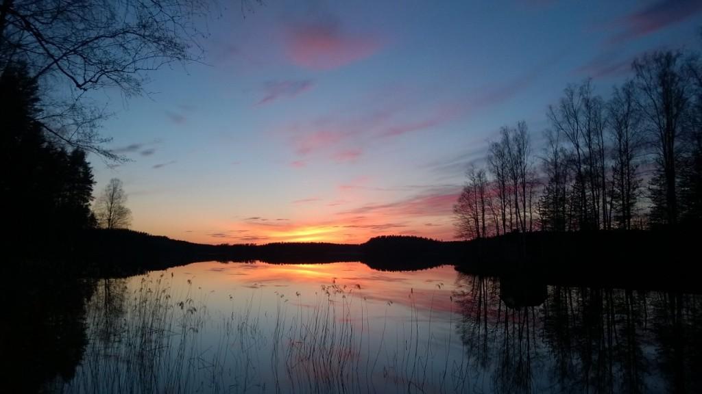Auringonlasku20140426