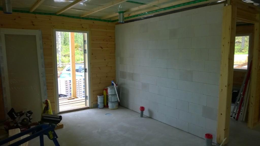 Muurattu Seinä